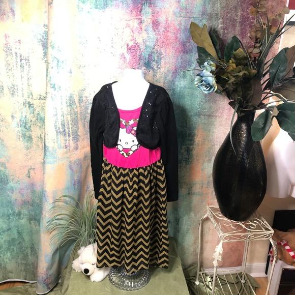 829863d26 Hello Kitty Dresses | Asymmetrical Girl Dress | Poshmark